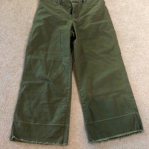 Gap High Waist Wide Leg Pants